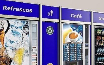 La mitad de los productos de las máquinas 'vending' tendrán que ser fruta y verdura en Euskadi